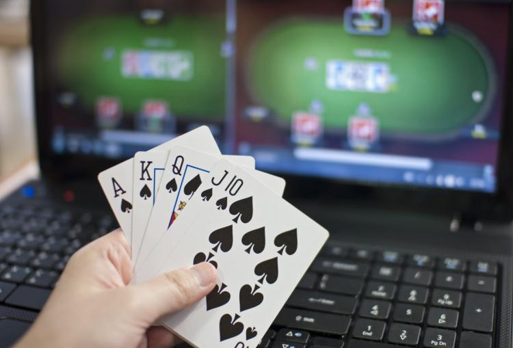 gambling website online